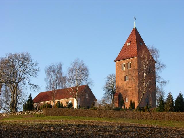 Gammel ry jylland danmark note størrelse 3264x2448 gammel ry kirke