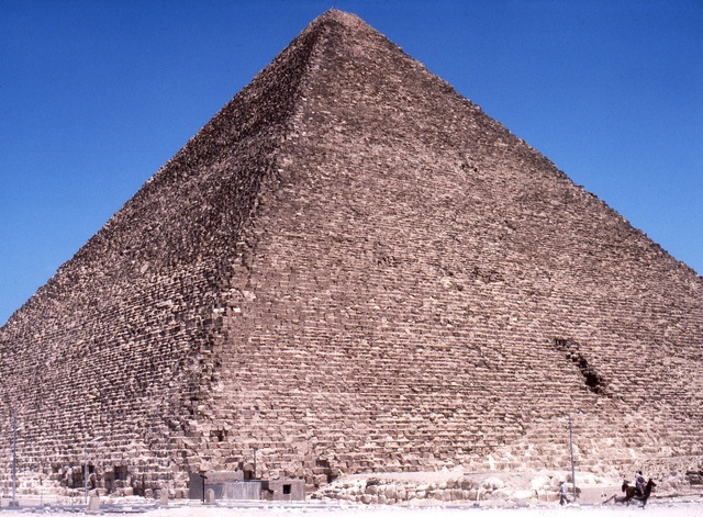 Cheops Pyramide foto