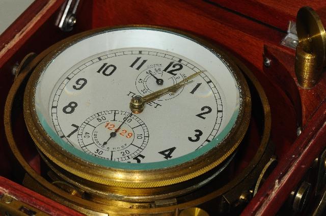 hvad er kronometer